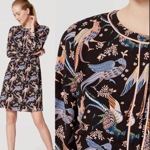 Loft bird dress!